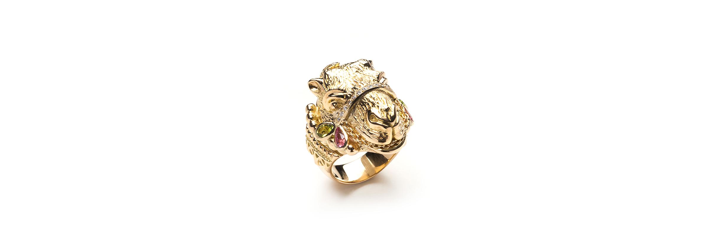 Camel Ring